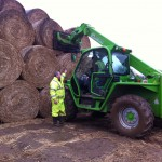 Silage Stacking